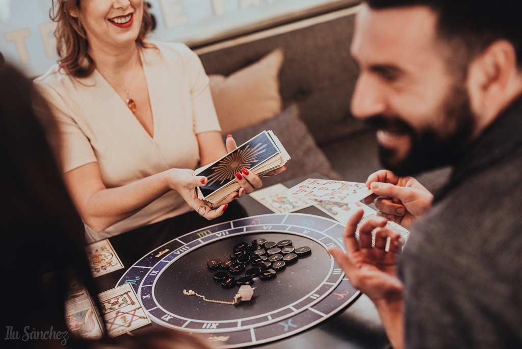 Tarot Para Eventos Sociales