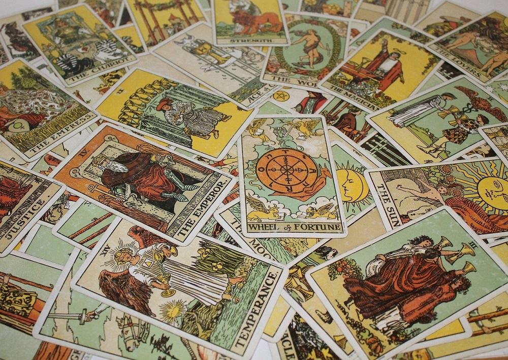 9º Congreso Internacional de Tarot versión online