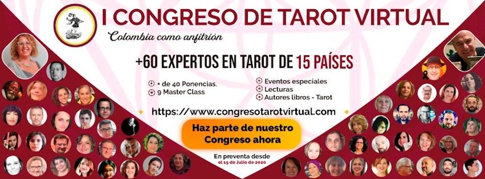 I Congreso de Tarot Virtual Colombia